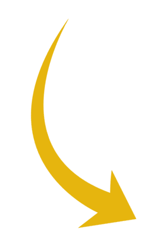 yellow curved arrow png red curved arrow 681127