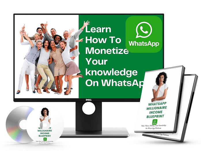 Make Money Selling Your Knowledge On WhatsApp